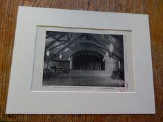 Elizabeth Town and Country Club Auditorium,Elizabeth, NJ,1928,Lithograph. Wendehack.