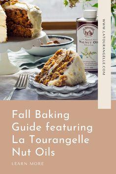 Roasted Walnuts, Walnut Oil, Fall Baking, Fall Recipes, Pecan, Desserts, Food, Tailgate Desserts, Deserts
