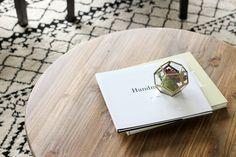 Hairpin Leg Coffee Table TUTORIAL