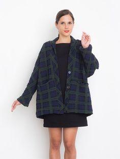 Patron de manteau Artémis - I am patterns - Rascol