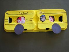 Back to School Crafts for Preschooler | ... thought this would be a cute back-to-school craft to do with the kids