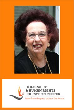 Holocaust and Human Rights Education Center – Learn from the past, protect the future Holocaust Books, Holocaust Survivors, The Blitz, Education Center, Vienna Austria, Human Rights, Acting, The Past, Presentation