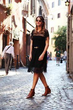 TRASTEVERE AT DUSK   My Daily Style en stylelovely.com