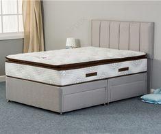 Sweet Dreams Natasha Wool Divan Bed Set