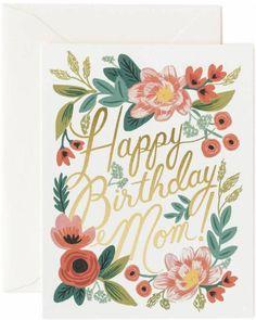 Rifle Paper Company Mom Birthday Card