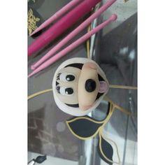 Fondant Minni Mouse