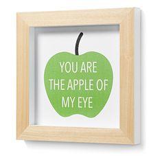 Cuadro Archer, manzana