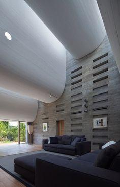 Japanese house. Amazing architecture. #home #decor