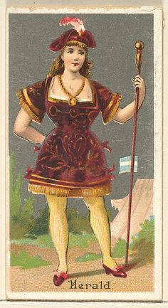 """The """"Occupations for Women"""" series of trading cards was issued by Goodwin & Company in 1887 to promote Old Judge and Dogs Head Cigarettes. Vintage Photographs, Vintage Images, Cigarette Brands, Sewing Cards, Classic Image, Old Postcards, Historical Clothing, Popular Culture, Retro"""