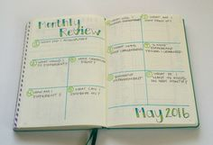 Plan with Me: June Bullet Journal Setup - Sublime Reflection