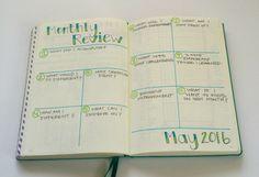 Plan with Me: June Bullet Journal Setup - Sublime Reflection