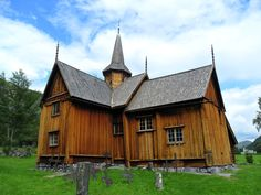 Nore stavkyrkje is a stave church located at Nore in Nore og Uvdal, Norway and was built after 1167.    The walls and ceiling of the interior are decorated with murals, among them scenes from the Bible presented as riddles.