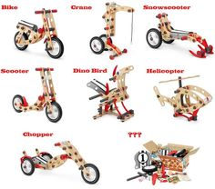 Berg Moov Advanced Kit 7 Toys in 1
