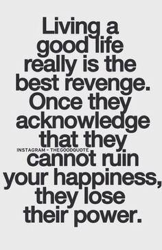 #life #revenge