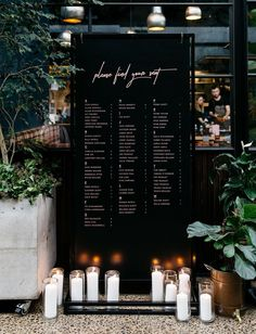 black seating chart wedding ideas The Bride Wore Bespoke Blush in this Winter Ceremony - Green Wedding Shoes Small Intimate Wedding, Intimate Weddings, Small Weddings, Vintage Weddings, Beach Weddings, Wedding Table Planner, Wedding Planning, Wedding Gift Tables, Luxe Wedding