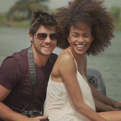 Lourenço Ortigão and Ana Sofia (she has interviewed One Direction - https://www.pinterest.com/pin/488851734528371785/)
