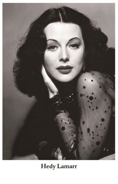 Old Hollywood Glamour, Golden Age Of Hollywood, Vintage Hollywood, Classic Hollywood, Hollywood Stars, Old Hollywood Style, Viejo Hollywood, Hedy Lamarr, Classic Movie Stars