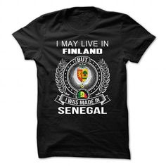 Senegal-Finland - #sister gift #gift friend. LIMITED TIME PRICE => https://www.sunfrog.com/States/Senegal-Finland.html?68278