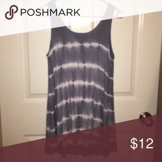 Tie Dye Top! 👆Francesca's for expose from TJMaxx Francesca's Collections Tops Tank Tops