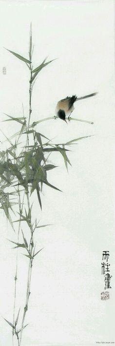 Chinese brushpainting