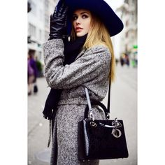 THE BLUE HAT Kayture ❤ liked on Polyvore featuring kayture, kristina bazan, people and models