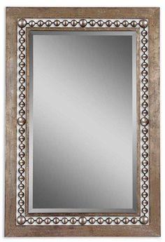 Fidda Mirror from Uttermost (13724), $327.80