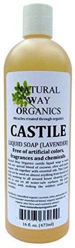 Castile Soap Lavender 16 oz 473ml *** This is an Amazon Affiliate link. To view further for this item, visit the image link.