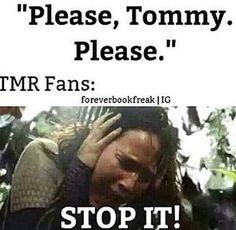 This is one of the worst things to happen to a TMR fan. And if you were a TbS fan you can literally die