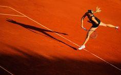 Maria Sharapova, 2012 French Open
