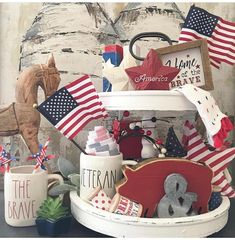Let's get this Memorial Day weekend started! ❤️💙 Do you have big plans this weekend? We have a baseball game to go to. Family, BBQ and… Show Case, 4th Of July Decorations, Tiered Stand, Baseball Games, Tray Decor, July 4th, Seasonal Decor, Memorial Day, Family Bbq