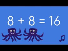 Your kids can learn math facts with these doubles addition songs. Doubles Song, Math Doubles, Doubles Facts, Doubles Addition, Addition Facts, Math Songs, Kids Songs, Kids Learning Activities, Teaching Ideas