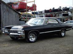 1967 chevrolet impala | Supernatural 1967 Chevy Impala For Sale