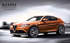 blogmotorzone: Alfa Romeo Stelvio para leer más visita Para leer más visita: http://blogmotorzone.blogspot.com.es/2016/09/alfa-romeo-stelvio.html