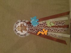 Safari,jungle mum for baby shower.