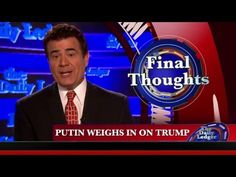 Graham's Final Thoughts: Putin Weighs in on Trump - YouTube
