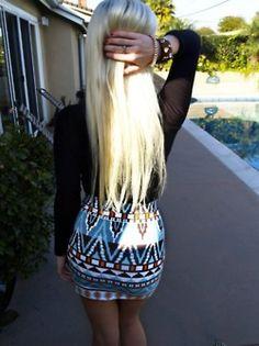 blonds..