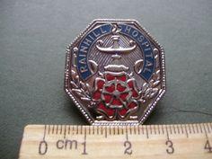 REPLICA+Rainhill+Hospital+Nursing/nurses+badge