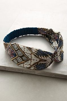Eavan Turban Band #anthropologie