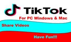 download-tik-tok-for-pc-windows-mac-tik-tok-app-free| download tik tok for pc| how to use tik tok on pctik tok app for pc | tik tok download pc| tik tok website| tik tok mac pc| tik tok apk download | tik tok apptik tok online North Face Logo, The North Face, Mac Pc, Tik Tok, Have Fun, Apps, Windows, Website, Videos