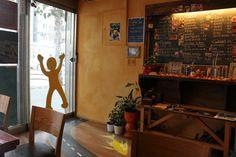 Cafe 6-117 셀프인테리어 페인팅. 포터스페인트.