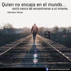 El camino a veces es solitario, pero honra lo que sientes, pues es la vía para alcanzar una mejor versión de ti.