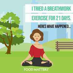 💁♀ The term 'take a breath' 🌬 is often thrown around in casual conversation, but how often do we actually practice what we preach?  🤸♀ Here's what happens after 21 days of breathwork - the results are shocking! Mind Over Matter, Take A Breath, 21 Days, I Tried, Conversation, Healthy Living, Family Guy, 21st, Mindfulness