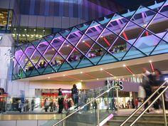 Westfield London • Central Line: Shepherd's Bush and White City • Hammersmith & City : Wood Lane and Shepherd's Bush Market