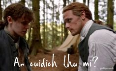 An cuidich thu mi? - Can you help me? (uhn COOchee oo me) Scottish Words, Scottish Gaelic, Gaelic Words, Can You Help Me, Language Lessons, Outlander Series, Sam Heughan, Great Movies, Famous People