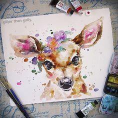 Colorful Watercolor Paintings | Bored Panda
