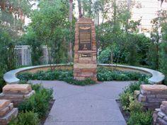 Bugsy Siegel Memorial - Flamingo