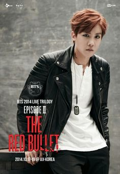 J-Hope - BTS 2014 LIVE TRILOGY EPISODE Ⅱ: THE RED BULLET> 4th BULLET