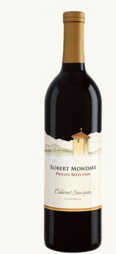 11 Great Cabernet Sauvignons for Under 10 Bucks: Robert Mondavi Private Selection Cabernet Sauvignon (CA) $10