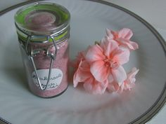 Hibiskus Salz von Belinda auf DaWanda.com