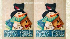 Frosty en foamy o goma eva Color Naranja, 3 D, Christmas Ornaments, Holiday Decor, Home Decor, Friends, Home, Paper Butterflies, Shades Of Red